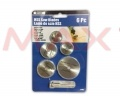 SET ACCESSORI 5 DISCHI HSS DENTATI PER MINI TRAPANO DREMEL 2000