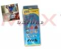 accessori 40 pz per smerigliatrice  vibrante