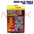 kit utensili ad aria + accessori 71 pz